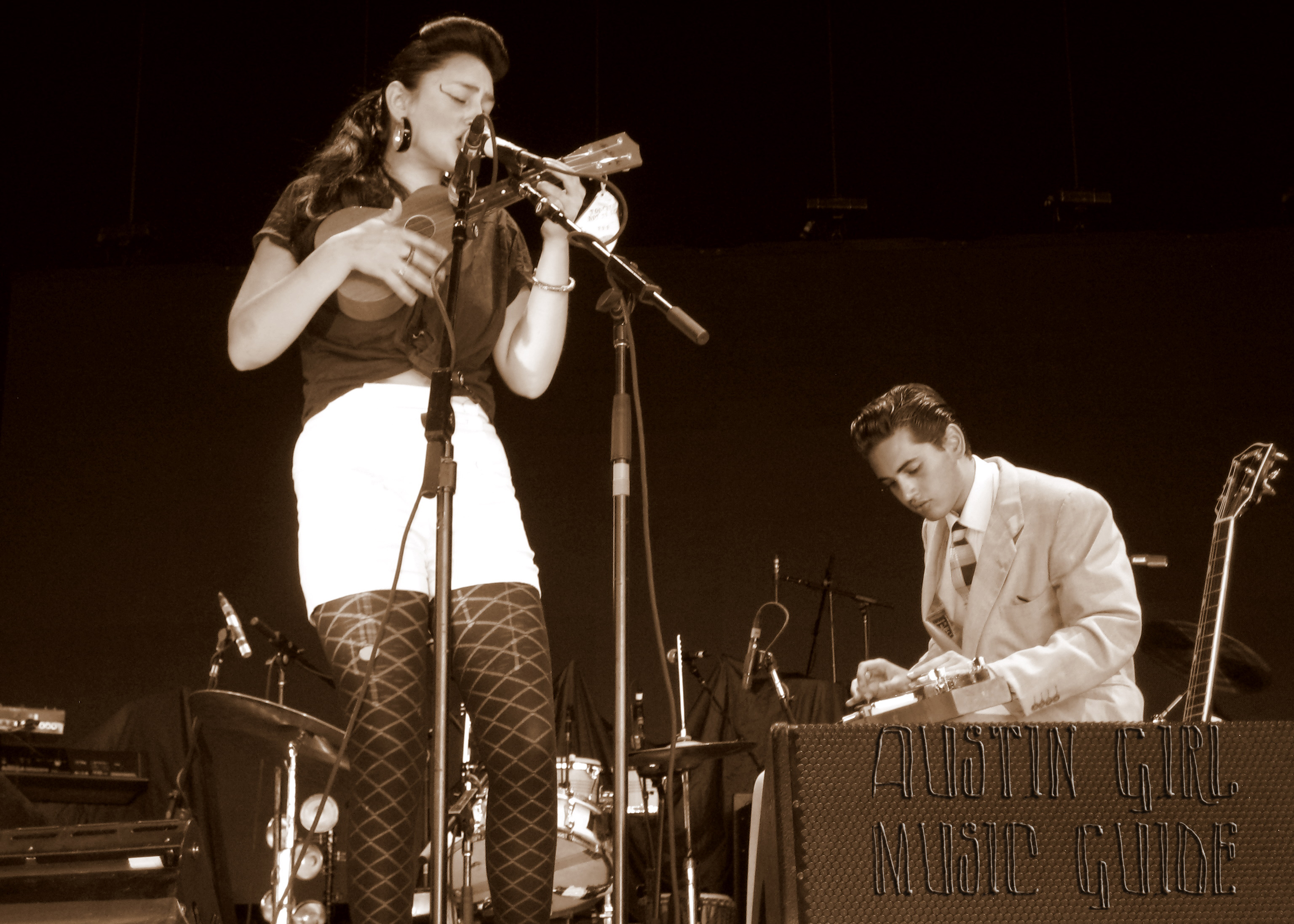 Concert Review: Kitty, Daisy and Lewis (Dallas/Houston, 7/21-7/22)
