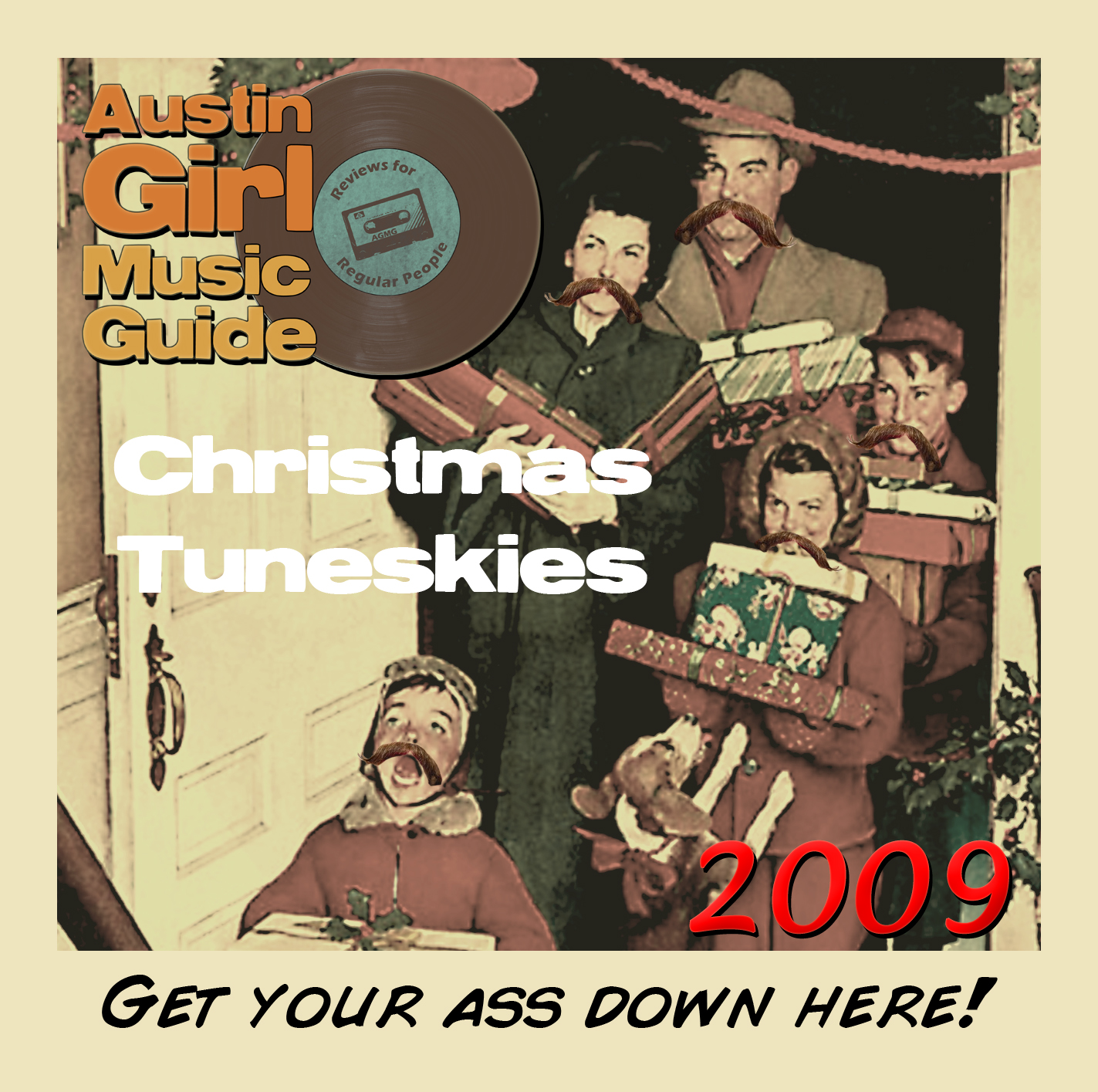 AGMG Presents: Christmas Tuneskies 2009